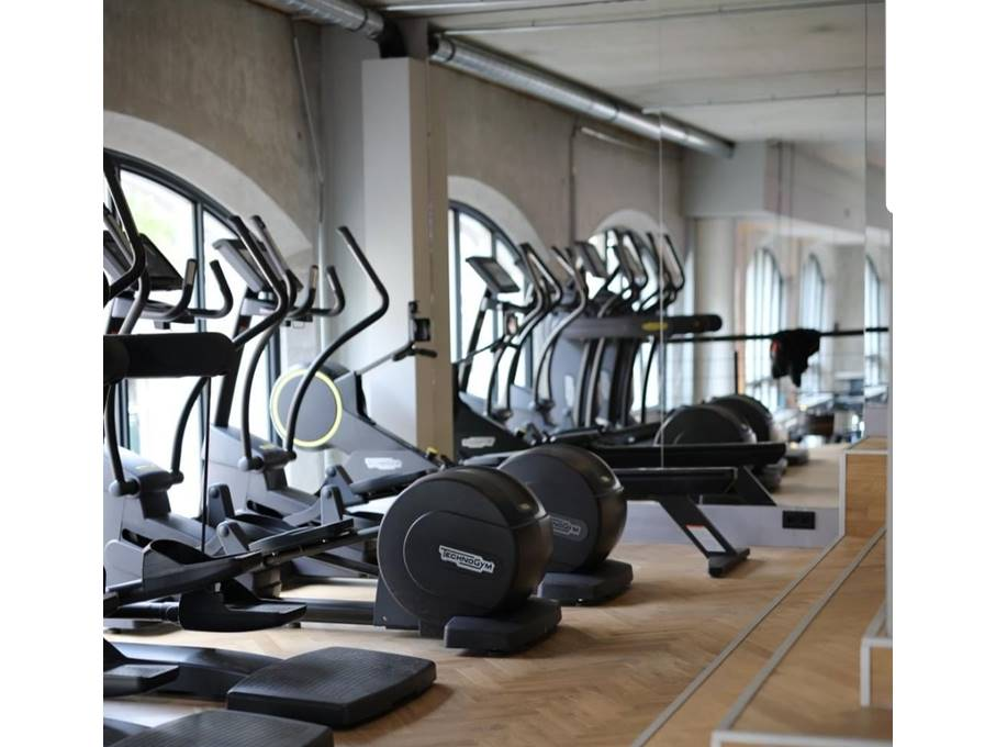 Interieur Gustav Gym